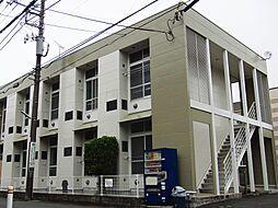 神奈川県川崎市多摩区堰3の賃貸アパートの外観