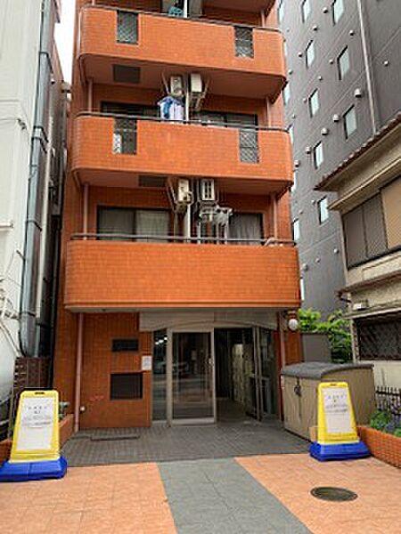 レジェンド横浜[501号室]の外観