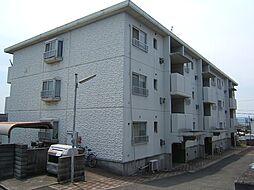 京都府宇治市広野町東裏の賃貸マンションの外観