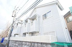 福岡県福岡市東区香椎駅東2丁目の賃貸アパートの外観