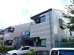 栗山ハイツI[101号室号室]の外観