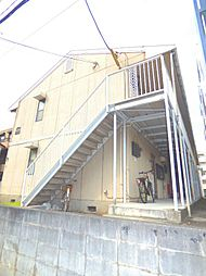 フジハイツ[1階]の外観