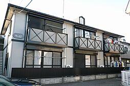 トミーハイツ[1階]の外観