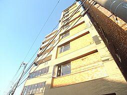 茨城県取手市新町2丁目の賃貸マンションの外観