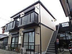 兵庫県神戸市長田区蓮宮通3丁目の賃貸アパートの外観