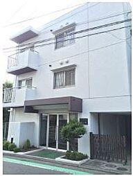 ニューキャッスル東戸塚[2階]の外観