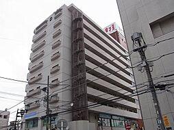 京成サンコーポ勝田台D棟[10階]の外観