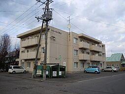 サニーパレス永山[1階]の外観