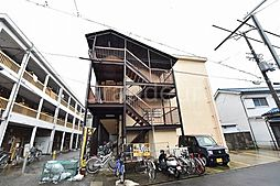 村田マンション[1階]の外観