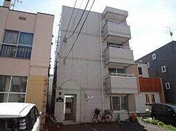 ファーストコート東札幌[4階]の外観