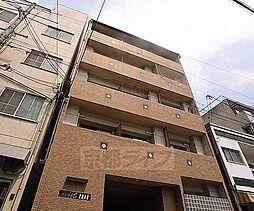 京都府京都市中京区大宮通六角上る三条大宮町の賃貸マンションの外観