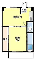 上挙母駅 4.0万円