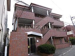 ロワール仙川[3階]の外観