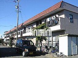 コーポ大屋敷[1階]の外観