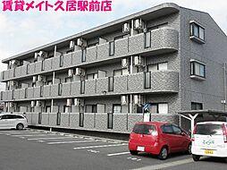 グランシャリオII(久居)[3階]の外観