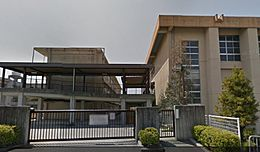 中学校西宮市立 山口中学校まで3333m