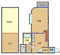 浦上駅 4.6万円