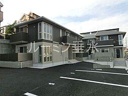 [テラスハウス] 兵庫県神戸市垂水区向陽3丁目 の賃貸【兵庫県 / 神戸市垂水区】の外観