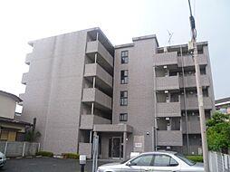 昭島コートエレガンスA棟[4階]の外観