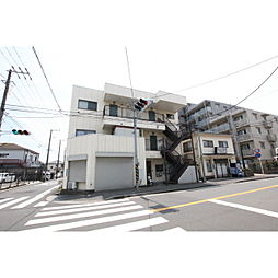 寺尾ビル[302号室]の外観
