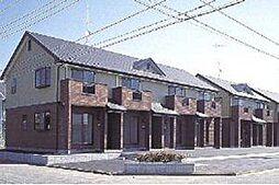 [テラスハウス] 栃木県足利市常見町2丁目 の賃貸【/】の外観