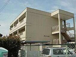 愛知県一宮市小信中島字東鵯平の賃貸マンションの外観