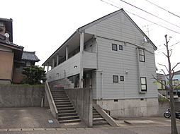 新潟県新潟市西区坂井砂山4丁目の賃貸アパートの外観
