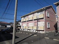 エクセレントベルA[103号室]の外観