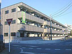 群馬県太田市新井町の賃貸マンションの外観