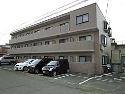 宮城県仙台市太白区中田1丁目の賃貸マンションの外観