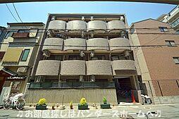 大阪府枚方市川原町の賃貸マンションの外観