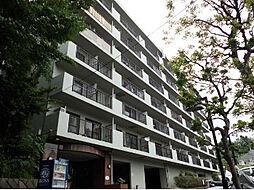 弘明寺パークコート[605号室]の外観