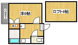 フォレスト[2階]の外観