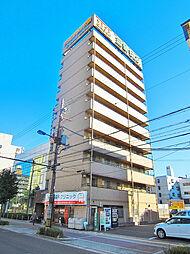 アンビション大阪[4階]の外観