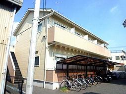 ハイツAI&KS[2階]の外観
