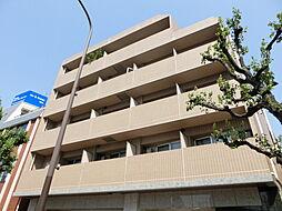東京都板橋区小茂根の賃貸マンションの外観