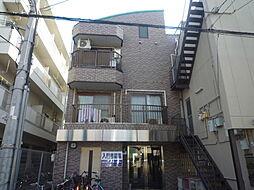 グレイスハイツ北大阪[3階]の外観