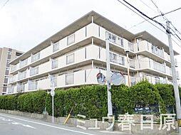 福岡県春日市宝町2丁目の賃貸マンションの外観
