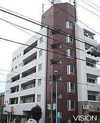 東都前野町ハイツ[4階]の外観