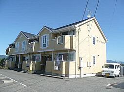 和歌山県紀の川市桃山町元の賃貸アパートの外観