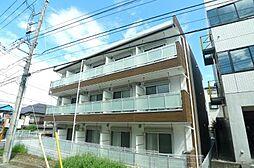 千葉県柏市あけぼの2の賃貸マンションの外観