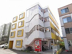 グランデミル栄通S[1階]の外観