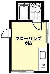 ウィズダムフォート[102号室]の間取り