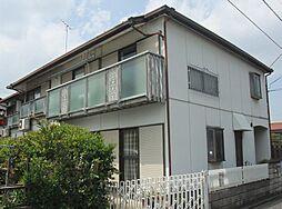 東京都練馬区練馬の賃貸アパートの外観