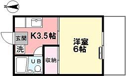 チコチコの家パート2[102号室]の間取り