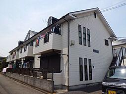 神奈川県横浜市港北区樽町4丁目の賃貸アパートの外観