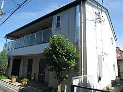 ローズミード総持寺[1階]の外観