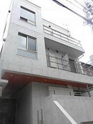 東京都渋谷区恵比寿南3丁目の賃貸マンションの外観