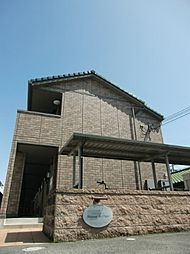 和歌山県和歌山市松島の賃貸アパートの外観