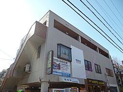 村岸マンション[3階]の外観
